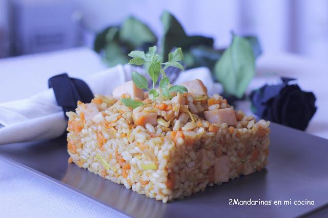Cómo preparar arroz Cantonés