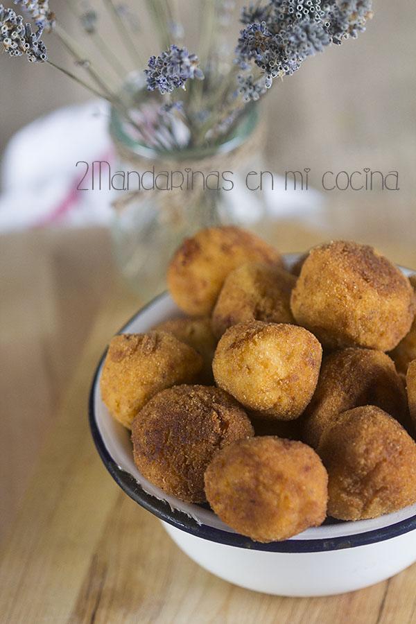 Croquetas de patata y carne de asado. Las mejores recetas de mi madre de Joan Roca