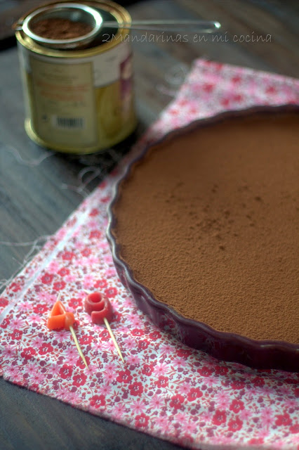 receta de marquesa de chocolate