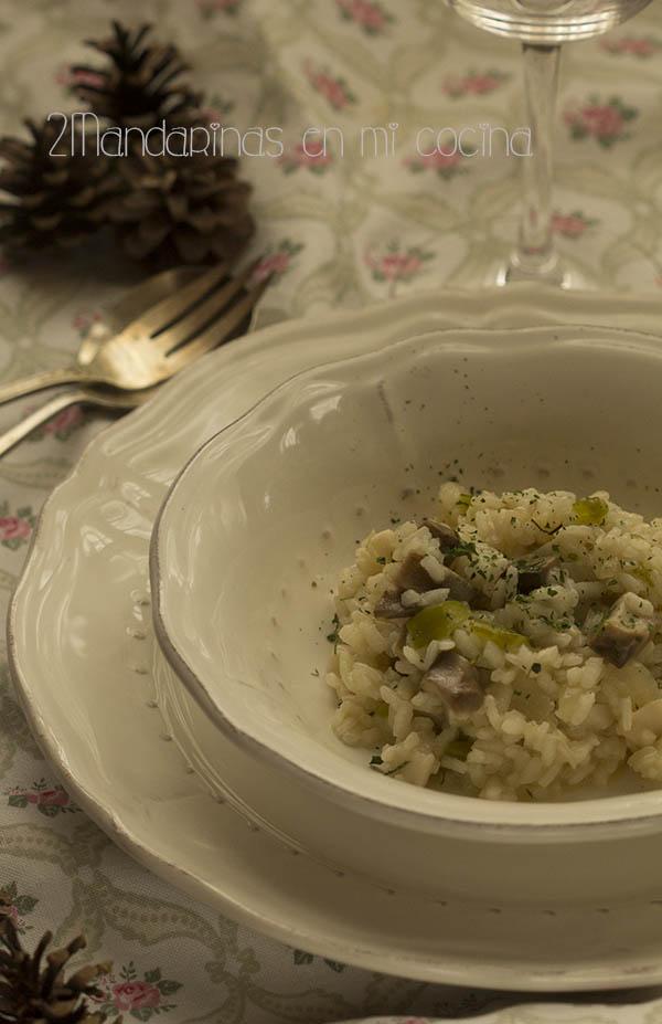 Arroz con setas de oto o las mejores receta de mi madre for Libro cocina al vacio joan roca pdf