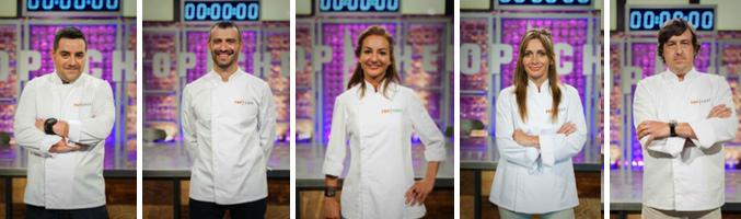 Concursantes de Top Chef