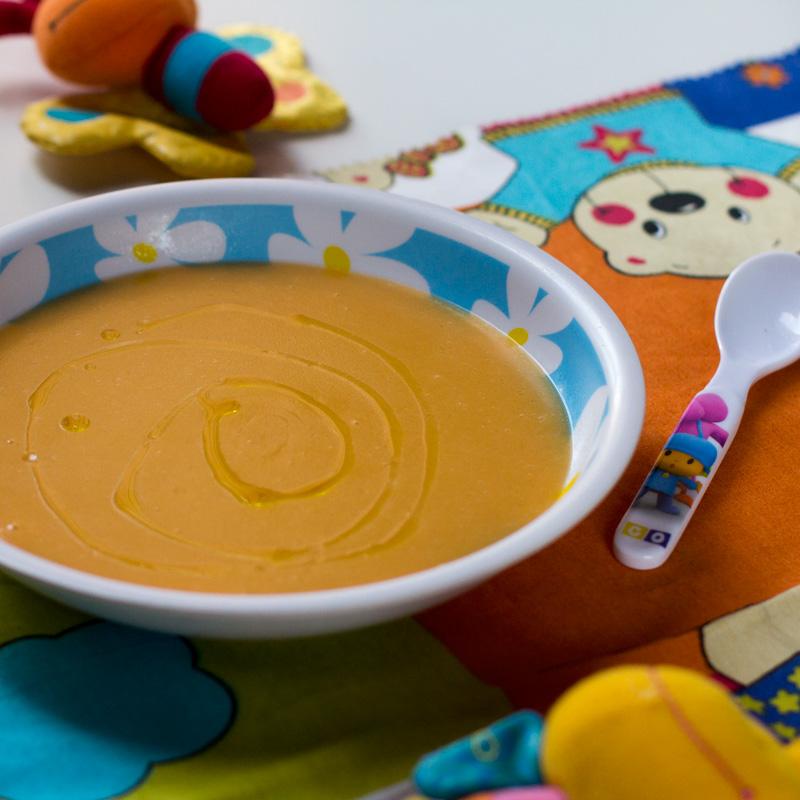 receta de crema de lentejas
