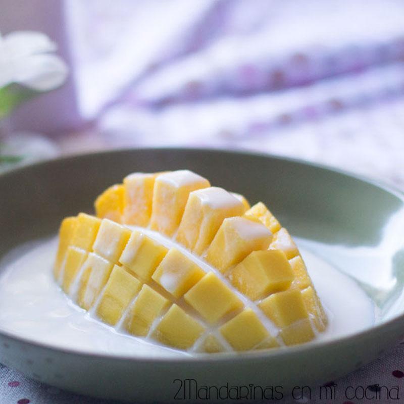Receta de erizos de mango de ferran adri blog de for La cocina de ferran adria