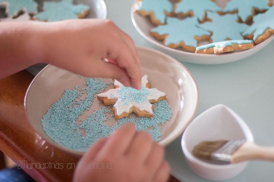 Galletas Decoradas De Frozen 2 Mandarinas En Mi Cocina