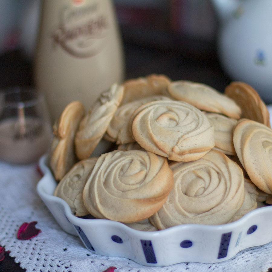 galletas rosas con ruavieja