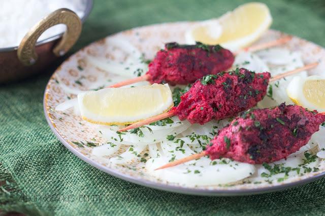Kebabs de cordero. «Vuelve a disfrutar de la carne de cordero»