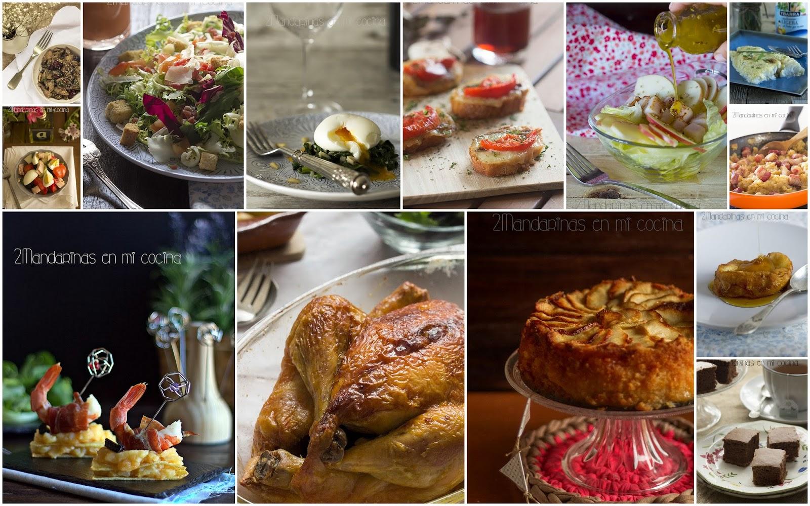 Las 12 recetas m s vistas en 2014 blog de recetas de for Mejores blogs cocina