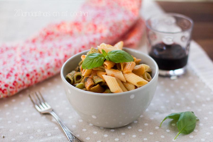como preparar pasta con tomate en olla super rapida marca alza