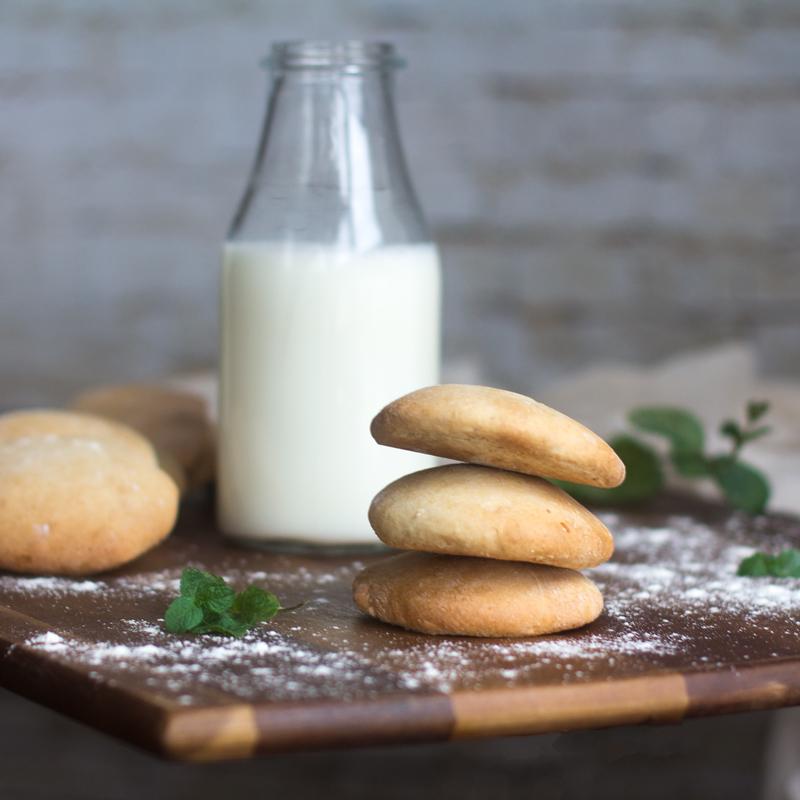 Pastas de nata de las hermanas clarisas de Almazán